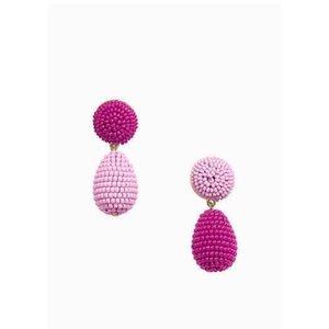 Marie Double Drop Earrings